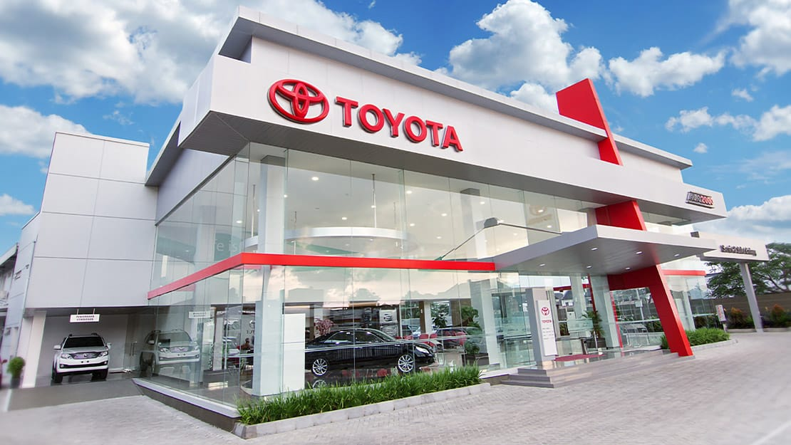 Dealer Toyota Cikupa