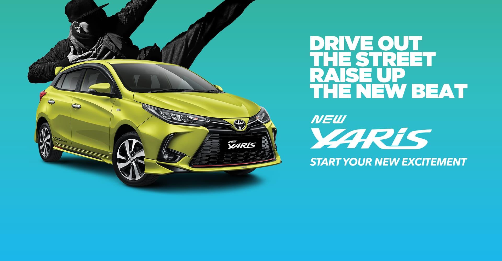 New Yaris